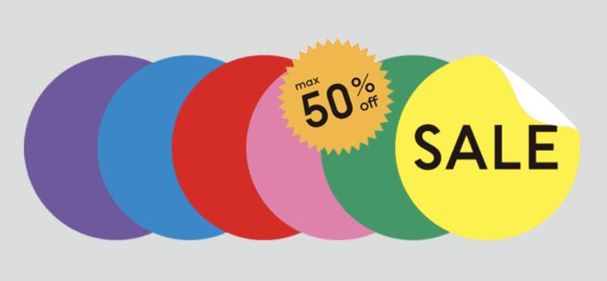 【期間限定】JINS「MAX50%OFF」セール