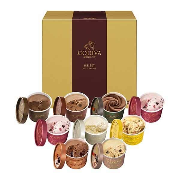 【期間限定】GODIVA(ゴディバ)「アイス」コレクション