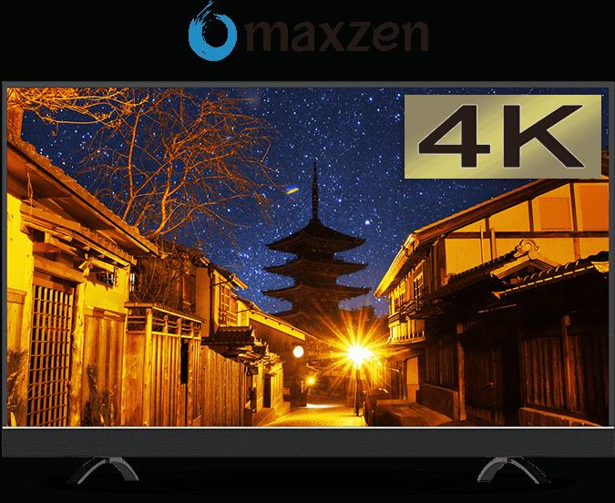 【4Kテレビmaxzen限定】PREMOA(プレモア)「破格・激安」セール