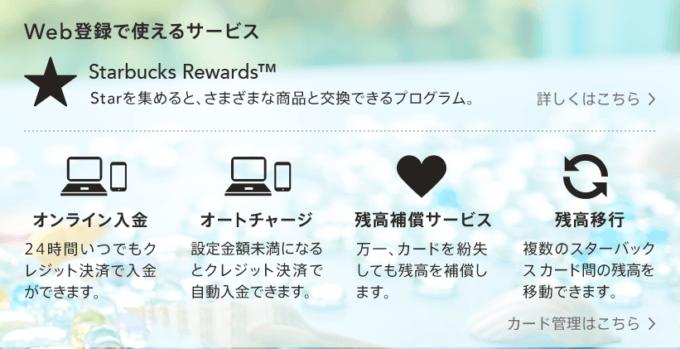【カード決済限定】スターバックス(スタバ)「各種クレジットカードポイント還元」プリペイドカード