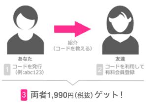 【紹介限定】ゼクシィ縁結び「50%OFF(税抜1990円)」半額割引キャンペーンコード