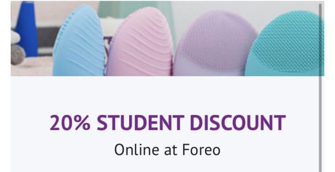 【学生限定】FOLEO(フォレオ)「20%OFF」割引クーポン