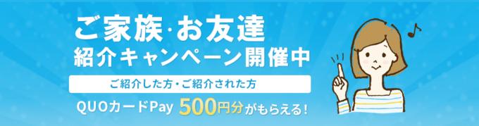 【ご家族・お友達限定】リナビス「500円OFF」紹介キャンペーン